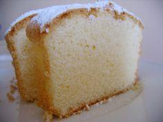 babka puchowa Vanilla Cake