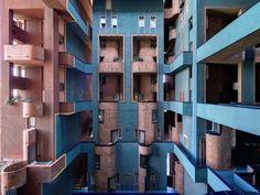Galería de Clásicos de Arquitectura: Walden 7 / Ricardo Bofill - 7