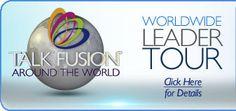 Talk Fusion y sus 9 productos para la comunicación por internet a través del Video Marketing...RECOMENDABLE! Tour Around The World, Around The Worlds, Marketing Opportunities, Videos, Opportunity, Internet, Tech, Products, Technology