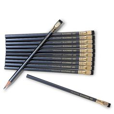 Levenger Palomino Blackwing 602 Firm Pencils