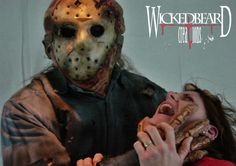 Jeff Wickedbeard Cochran is a Master of his craft. Add to that, the fact he is an amazing person? can't say much bad about someone like that! Glad to call him a Brother in Horror for sure!  Check out his site, http://www.wickedbeardcreations.com