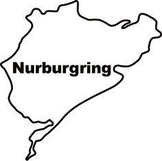 Nürburgring à Nürburg, Rheinland-Pfalz