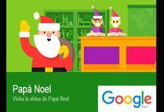 Google lanza app 'Santa Tracker' por Navidad