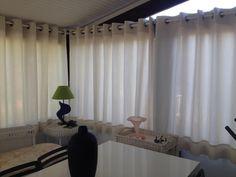 Rideaux de v randa sur pinterest traitements de fen tre de v randa styles - Rideaux pour veranda prix ...