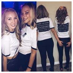 Senior Bar Crawl sorority shirt