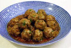 Ellan reseptit: Aasialaiset broileripullat