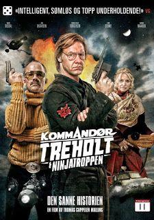 """Rose-Maries litteratur- og filmblogg: """"Kommandør Treholt & Ninjatroppen"""" (Regissør: Thom... Film, Reading, Movie Posters, Movies, Movie, Films, Film Stock, Film Poster, Word Reading"""