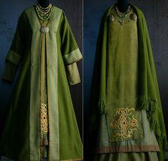 Wunderschönes Wikinger Outfit