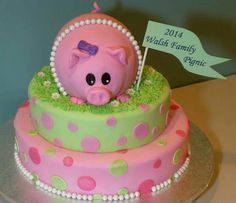 Pignic Cake By: Cheryl's Home Kitchen.  Find us on FaceBook!