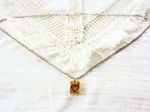 Wild Heart/ Wild West / collana con mosaico