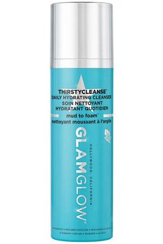 Not only does this cleanser leave your skin feeling soft and moisturized instead of stripped, its mud to foam formula makes face-washing almost fun.   GlamGlow ThirstyCleanse Daily Treatment Cleanser, $39, sephora.com. Courtesy GlamGlow  - HarpersBAZAAR.com