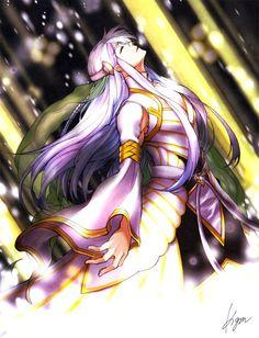 Balder from Kamigami no Asobi