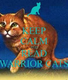 I love warrior cats!