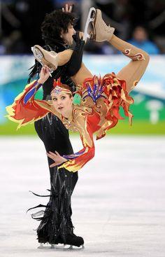 Khokhlova - Novitski  2006 Olympics, FD