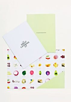 The Great Catering Company identity | Design :: Printing / Branding /…