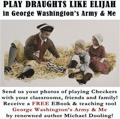 Free chapter book download george washington and me elijahs long checkers are cool again free ebook at gwarmyandme fandeluxe Image collections