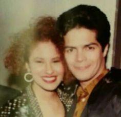 Selena & Esai Morales