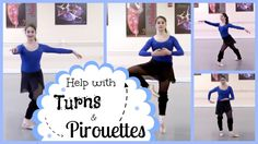 Help with Turns and Pirouettes | Kathryn Morgan
