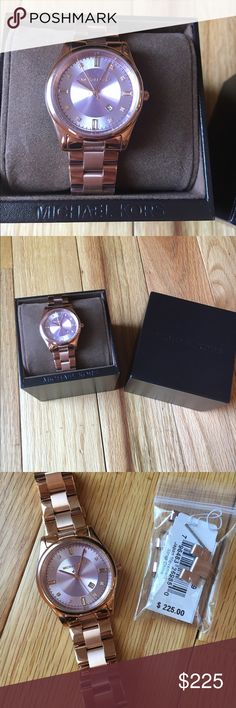 NEWMichael Kors Collette Rosegold Watch NEW Gorgeous Rosegold watch. Comes in box and with extra links. Lilac colored face. Stunning!!no tradeno hold✅Reasonable Offers Accepted Michael Kors Accessories Watches