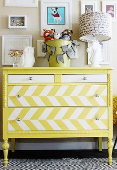 love this dresser!- a little glass box-3