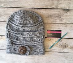 Selling Design, Knitted Hats, I Am Awesome, Marble, Layers, My Etsy Shop, Knitting, Grey, Crochet