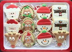 Christmas Platter for Preschool Party | Flickr - Photo Sharing!