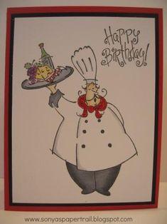 Voila - Happy Birthday