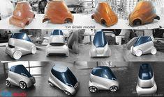 Audi Capsule Concept Car by Francisco Calado
