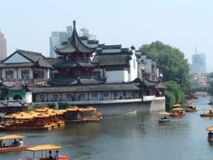 Nanjing, Jiangsu (China)!  Where my sweet girl is waiting on me!