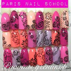 Школа маникюра,курсы дизайн ногтей