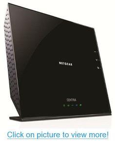 Netgear Centria N900 Dual Band Gigabit Wireless Router with 3.5 Storage Bay (WNDR4700)