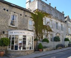 Minchinhampton, UK. My old mans place of residence. The kitchen in town does a tremendous bacon roll