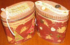 Christmas tins/Teachers' gifts