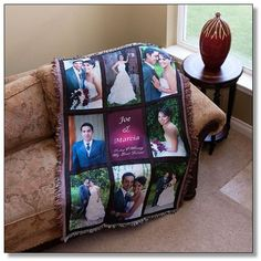 Personalized Blankets And Throws Are An Easy And Remarkable Gift