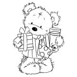 *Stamp* - Cheers Bear
