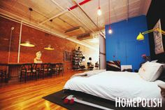 Prince Medias SoHo Home Office Loft
