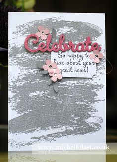 Pinkies Blog Hop using new Stampin' Up! products