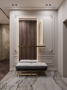 Enhance Your Senses With Luxury Home Decor Design Hall, Foyer Design, House Design, Luxury Home Decor, Luxury Homes, Home Interior Design, Interior Architecture, Modern Classic Interior, Hallway Designs