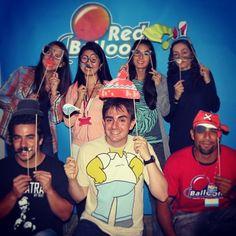 Reds BBQ na Unidade Granja Viana #granjaviana #reds #bbq #redballoon