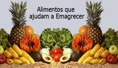 Mantendo uma alimentação equilibrada, podemos escolher alimentos que ajudam a emagrecer, nos dando total satisfação, sem qualquer fraqueza ou falta de vita