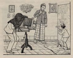 Potret - JB Wolters Illustration