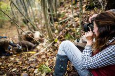 Wild Truffle Hunting