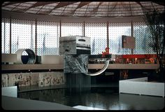 American Pavilion at Expo 1958, Brussels - Google Search