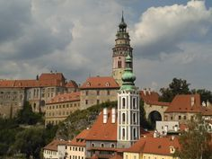Our day trips to Cesky Krumlov are the best by luxury air conditioned car. Coming to Prague soon? http://www.prestigtepraguetours.com
