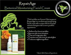 How RepairAge works (We now have a NEW and improved look than in this picture!)   Check out my page at jennycoombs.myitworks.com or email me at jenkolb25@hotmail.com