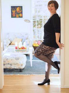 Genau so setzt man schöne, schlanke Beine sexy in Szene! (Quelle: Texterella)