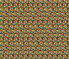 Candy Squares II fabric by ravenous on Spoonflower - custom fabric
