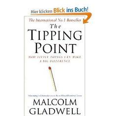 Gladwell halt. Internetbuch mit wenig Internet drin – es geht um Verbreitungsdynamik. Essenziell für das Verständnis sozialer Medien.