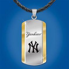 New York Yankees Dog Tag - The Danbury Mint