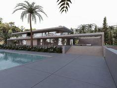 Residence. yarze beirut - Glenn Sestig Architects